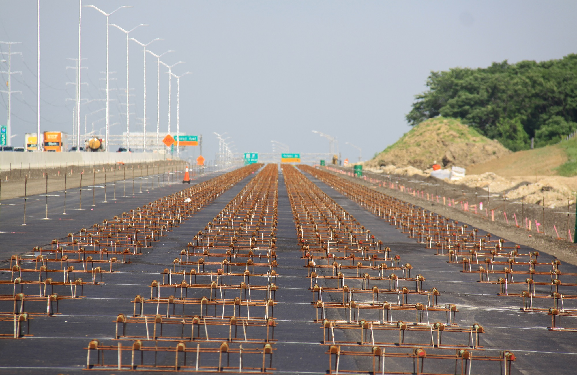 Image result for Types of Concrete Pavements -Their Construction Details and Applications